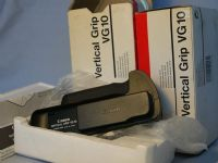 '   Canon Vertical Grip VG10 -BOXED-MINT-UNUSED- ' Canon Vertical Grip VG10  Boxed -UNUSED-MINT- £19.99
